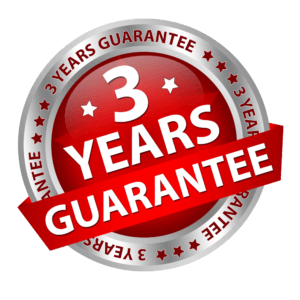 carbon pro 3years guarantee